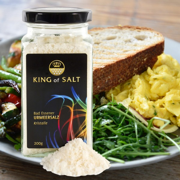 King of Salt Kristalle, 200 g
