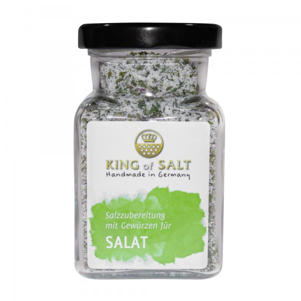 King of Salt Kräutersalz Salat, 100 g
