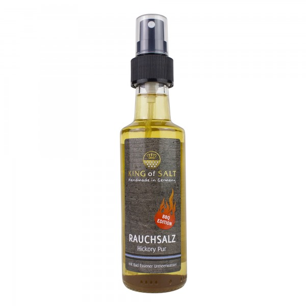 King of Salt Rauchsalz Hickory + Umami, 100 ml Spray