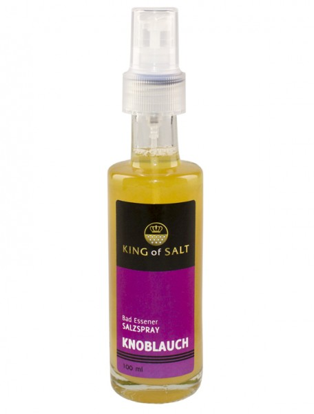 King of Salt Salzspray Knoblauch, 100 ml